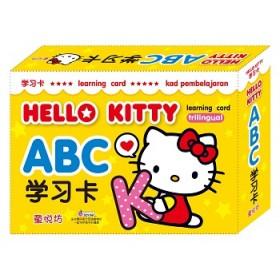 Hello Kitty ABC学习卡