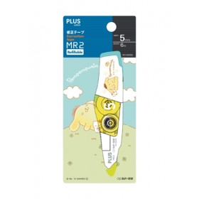 PLUS WHIPER MR2 CORRECTION TAPE 5MM X 6M POMPOMPURIN