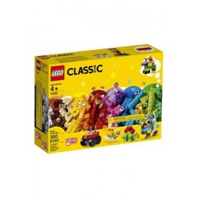 LEGO CLASSIC BASIC BRICK BUILDING KIT 11002 (300 PIECES)