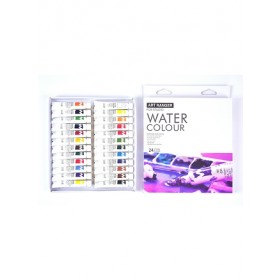 ART RANGER WATER COLOUR 12ML 24 COLOURS