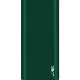 LANEX LPB-P07 PD+QC 20W POWER BANK 10000MAH WITH DIGITAL DISPLAY-GREEN