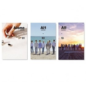 Seventeen - A,1 (4th Mini Album) (Random version)