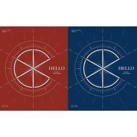 CIX - 1st EP: Hello Chapter 1. - Hello, Stranger (Hello/Stranger ver) (Random Version)