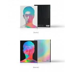 U-KNOW - 1st Mini Album: TRUE COLORS (Random Version)