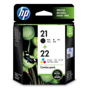 HP 21/22 VALUE PACK CC630AA