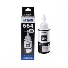 EPSON T664100 INK BOTTLE BLACK