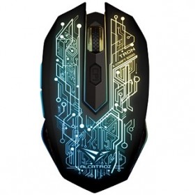 ALCATROZ X-CRAFT AIR TRON 5000 WIRELESS GAMING MOUSE