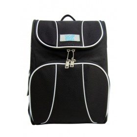 POP KIDS SCHOOL BAG - ACTIVE BLACK