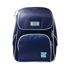 POP KIDS SCHOOL BAG - COMFORT NAVY BLUE