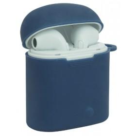 CLIPTEC BTW 228 TRUE WIRELESS EARPHONE NAVY BLUE