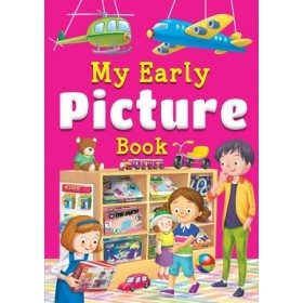 MY EARLY PICTURE WORD BOOK - PINK