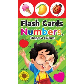 FLASH CARD: NUMBERS, SHAPES & COLOURS