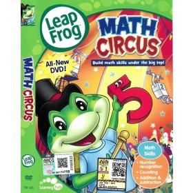 LEAPFROG: MATH CIRCUS (DVD)