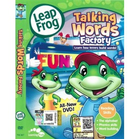 LEAPFROG: TALKING WORDS (DVD)