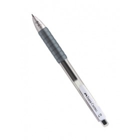 Faber-Castell Air Gel Pen 0.7mm Black