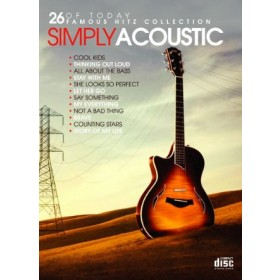 SIMPLY ACOUSTIC #1 HITZ (2CD)
