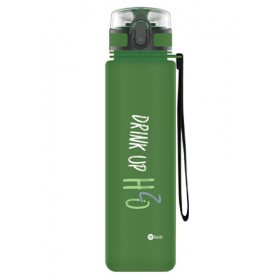 POP BAZIC WATER BOTTLE 1000ML GREEN