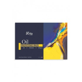 ARTO OIL PAINTING PAD A4 240GSM 12 SHEETS