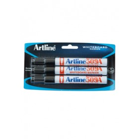 ARTLINE 509A Marker 3 Pieces in Pack - Black