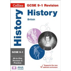 GCSE 9-1Complete All-in-One Revision and Practice- History