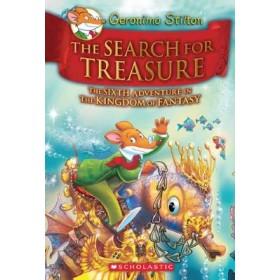GS THE KINGDOM OF FANTASY 06: THE SEARCH FOR TREASURE (HC)