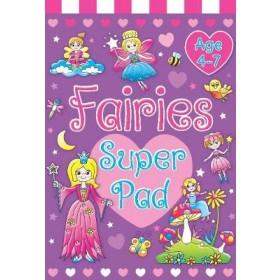 Fairies Super Pad