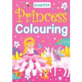 Bumper Princess Colouring