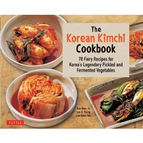 KOREAN KIMCHI COOKBOOK