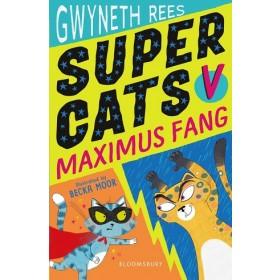 SUPER CATS V MAXIMUS FANG