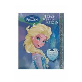 DISNEY FROZEN ELSA'S BOOK OF SECRETS