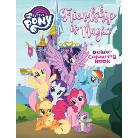 My Little Pony Friendhip Is Magic Colour