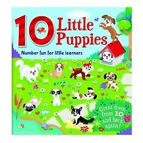 P-10 LITTLE PUPPIES (COUNTING FUN)