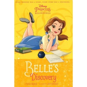 DISNEY PRINCESS BELLE'S DISCOVERY CHAPTE