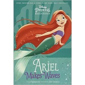 DISNEY PRINCESS ARIEL MAKES WAVES CHAPTE