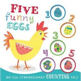 P-Count to 5: Five Funny Eggs
