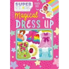 STICKEE SCENES: MAGICAL DRESS-UP