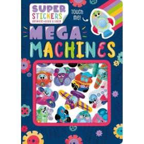 STICKEE SCENES: MEGA MACHINES
