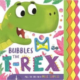 MAGIC MECHS:BUBBLES THE T-REX