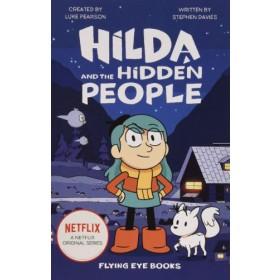 Hilda Fiction #01: Hilda and the Hidden People