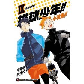排球少年!!小說版!! 9: 春高全紀錄