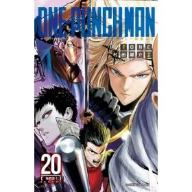 ONE-PUNCH MAN 一拳超人 20