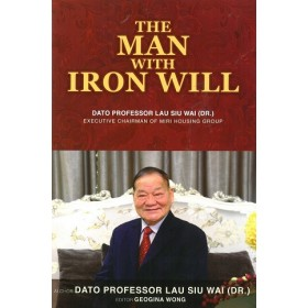 THE MAN WITH IRON WILL