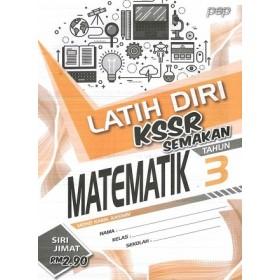 Tahun 3 Latih Diri Matematik