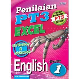 TINGKATAN 1 PENILAIAN PT3 EXCEL ENGLISH