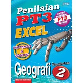 TINGKATAN 2 PENILAIAN PT3 EXCEL GEOGRAFI