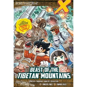 X-VENTURE GAA 28: BEAST OF THE TIBETAN MOUNTAIN