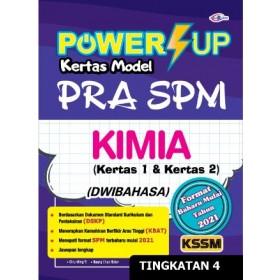 TINGKATAN 4 POWER UP KERTAS MODEL PRA SPM KIMIA