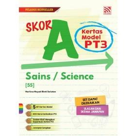 SKOR A KERTAS MODEL PT3 SCIENCE ( BILINGUAL )