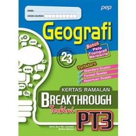 KERTAS RAMALAN BREAKTHROUGH TERKINI PT3 GEOGRAFI
