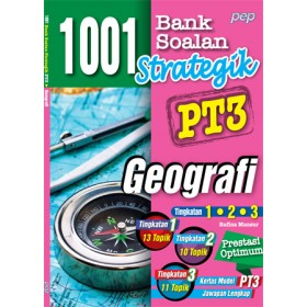 1001 BANK SOALAN STRATEGIK PT3 GEOGRAFI